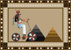 Ägypten 9 Stockfotografie