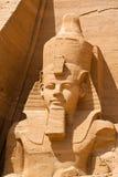 Ägypten, Abu Simbel, Stockfoto