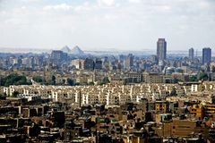 Ägypten Kairo stockfoto
