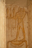 Ägypten-Serie (Hatshepsut Hiero Lizenzfreie Stockbilder