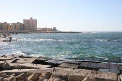 Ägyptens Alexandria Lizenzfreies Stockbild