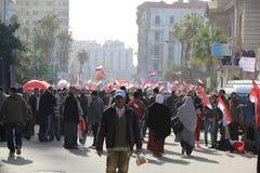 Ägyptens Feier Stockfotos