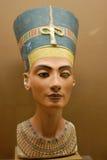 Ägyptische Abbildung der Frauen Stockfotos