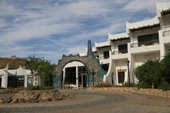 Ägyptische Architektur Lizenzfreie Stockfotos