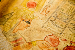 Ägyptische Königin Kleopatra Stockfoto