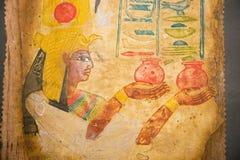 Ägyptische Königin Kleopatra vektor abbildung