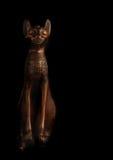 Ägyptische Katze Stockbild