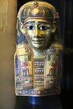 Ägyptische Maske der Vatikan Stockfoto