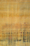 Ägyptische Papyrusbeschaffenheit Lizenzfreie Stockfotos