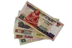 Ägyptische Pounds Stockbilder