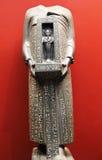 Ägyptische Statue Rom Stockbilder