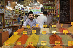 Ägyptischer Basar Lizenzfreies Stockbild