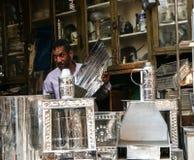 Ägyptischer Craftwork Stockbilder