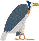 Ägyptischer Geier lizenzfreie abbildung