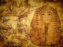 Ägyptischer Hintergrund Lizenzfreie Stockbilder