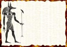 Ägyptischer Hintergrund 2 Lizenzfreie Stockfotos
