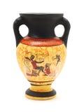 Ägyptischer Vase Stockfotografie
