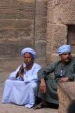 Ägyptischer Wächter Stockbilder