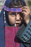Ägyptisches Mädchen Lizenzfreie Stockfotos