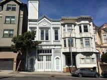 Äldst fortleva byggnad för San Francisco Fire Department ` s, 1 royaltyfri fotografi