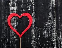 Älska begreppet för dag för moder` s och dag för valentin` s valentin Förälskelse valentin för dagvykort s Lyckliga hjärtor för d Arkivbilder