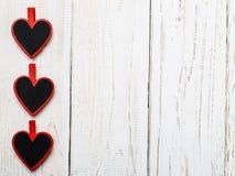 Älska begreppet för dag för moder` s och dag för valentin` s valentin Förälskelse valentin för dagvykort s Lyckliga hjärtor för d Fotografering för Bildbyråer
