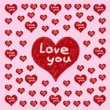 Älska dig Arkivbild