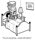 älska för maka stock illustrationer