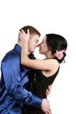älska för par Royaltyfri Foto