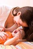 älska moder s Royaltyfri Fotografi