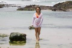 Älska strandlivet Arkivfoton