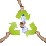Älsklings- återvinning arkivfoton