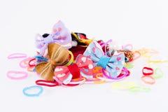 Älsklings- hårband Fotografering för Bildbyråer