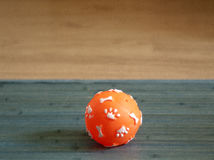 Älsklings- leksak för boll Royaltyfria Bilder