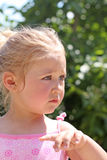 Älskvärd flicka Royaltyfri Fotografi
