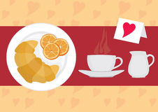 älskvärd frukostfransman