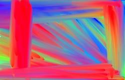 Älskvärd modern teknologi för abstrakt bakgrund Arkivfoto