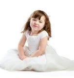 älskvärd princess royaltyfria bilder