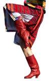 älskvärda dansben Royaltyfri Foto