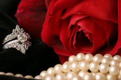 älskvärda essentials Royaltyfri Foto