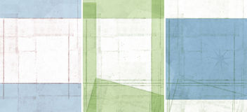 älskvärda texturer tre för bakgrund Royaltyfria Foton