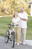 Ältere Eignung Lizenzfreies Stockbild