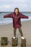 Ältere Frau Stockfotografie