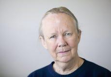 Ältere Frau Lizenzfreie Stockfotos