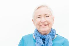 Ältere Frau Lizenzfreies Stockfoto