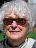 Ältere Frau Lizenzfreies Stockbild