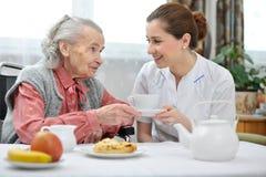 Pflegeheim Stockbilder