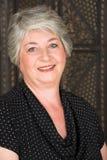 Ältere italienische Frau Lizenzfreies Stockbild