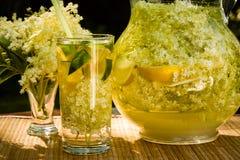 Ältere Limonade Stockbild