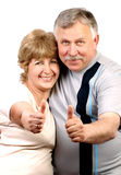 Ältere Paare Stockbilder